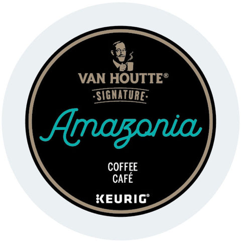 Van Houtte® Amazonia Fair Trade Organic Single Serve K-Cup®, 96 Pack
