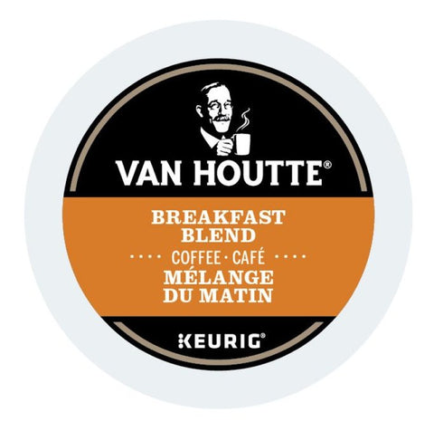 Van Houtte® Breakfast Blend Single Serve K-Cup®, 96 Pack