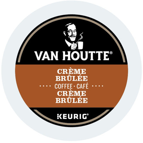 Van Houtte® Crème Brûlée Single Serve K-Cup®, 96 Pack