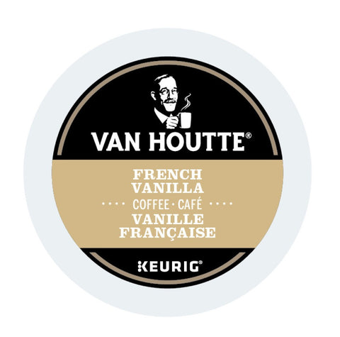 Van Houtte® French Vanilla Single Serve K-Cup®, 96 Pack