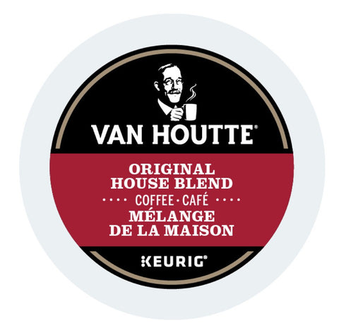 Van Houtte® House Blend Single Serve K-Cup®, 96 Pack