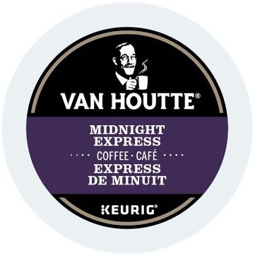 Van Houtte® Midnight Express Single Serve K-Cup®, 96 Pack