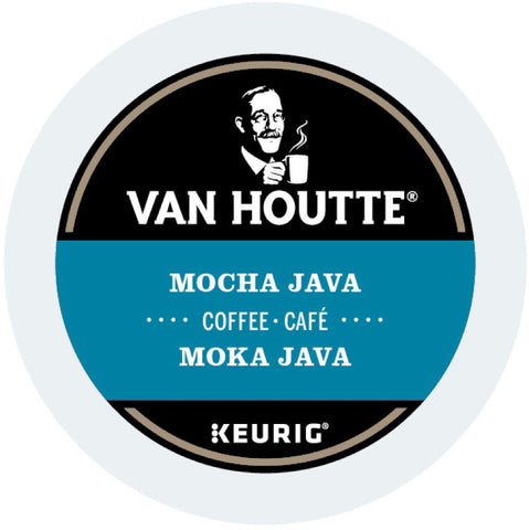 Van Houtte® Mocha Java Single Serve K-Cup®, 96 Pack