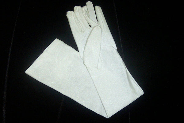 #9595 Bridal Glove w/ Pre-Cut Opening for Ring Finger