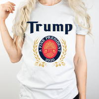 Ordered 7/28 Trump Lite Screen Print TRANSFER ONLY - RAJE