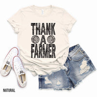 Thank a Farmer (BLACK INK) HIGH HEAT