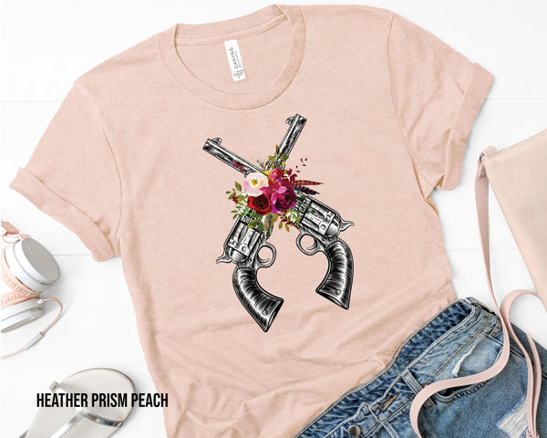 Guns n Flowers (HIGH HEAT)