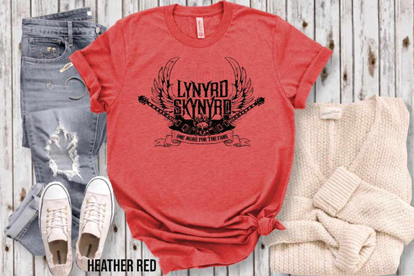 Lynyrd Skynyrd (BLACK INK) HIGHT HEAT