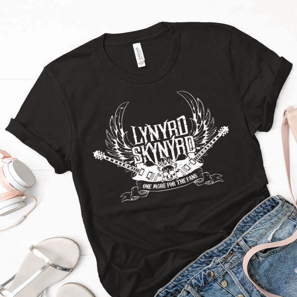 Lynyrd Skynyrd (WHITE INK) HIGH HEAT