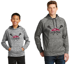 Cheyenne Mtn Mens and Youth PosiCharge Hoodie