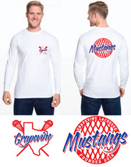 "Grapevine 2018 ""Old Row"" Long Sleeve T-Shirt"