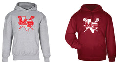 MP Lax Hoodie, Youth & Adult Sizes