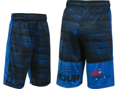 Patriot Youth Under Armour Stunt Practice Shorts