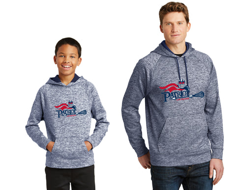 Patriot Mens and Youth PosiCharge Hoodie