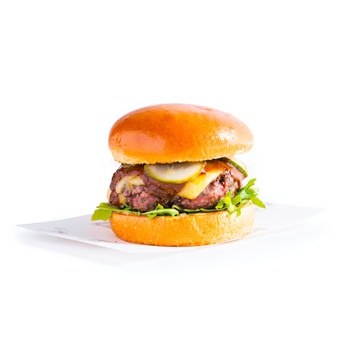 Grass-Fed Angus Beef Burger