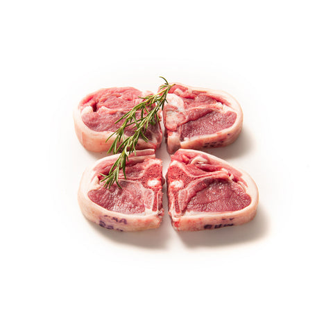 West Coast Lamb Loin Chops
