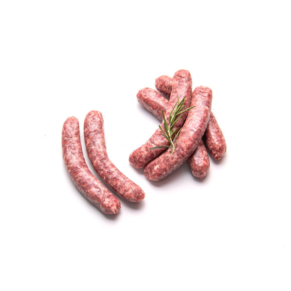 West Coast Lamb Sausage