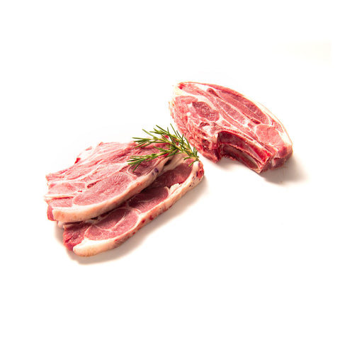 West Coast Lamb Shoulder chops