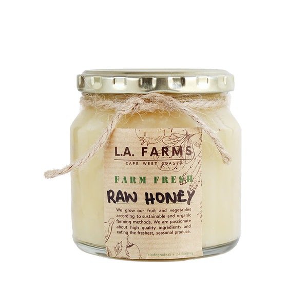 L.A. Farms Raw Honey - 250g