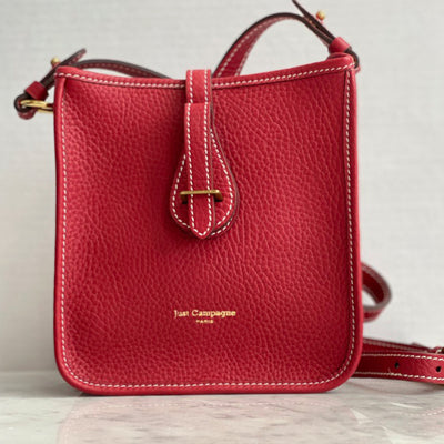 Just Campagne Eugenie mini shoulder crossbody Bag