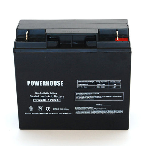 Powerhouse PH12220 with T4 Nut and Bolt