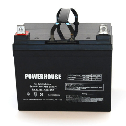 Powerhouse PH12350 with L1 terminals