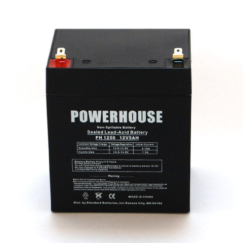 Powerhouse PH1250 with F2 tabs
