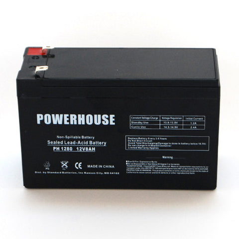 Powerhouse PH1280 with F2 tabs