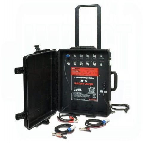 8A - 12 Station HD Charger / Maintainer