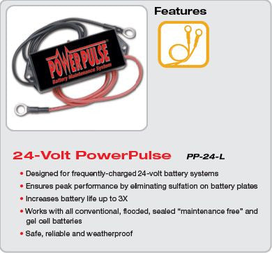 PowerPulse 24-Volt