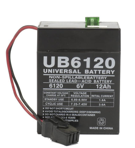 Universal Battery UB6120 TOY