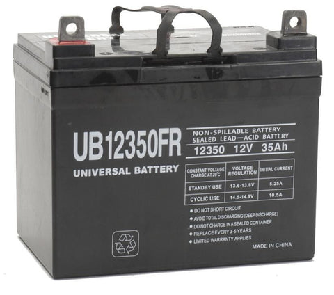 Universal Battery UB12350FR with L1 post