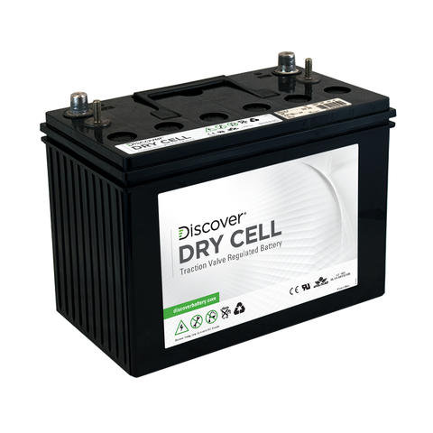 EV27A-A Discover Traction Dry Cell Traction Battery