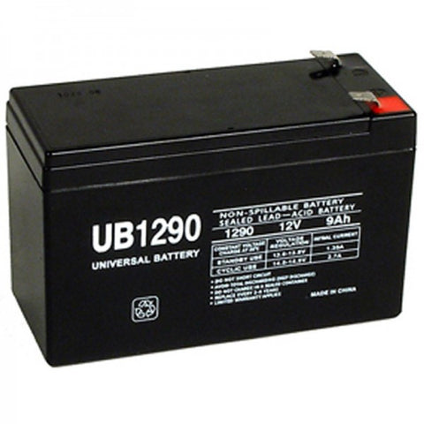 Universal Battery UB1290 with F2 tabs