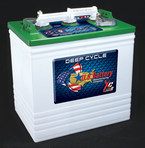 US 125 Deep Cycle/Golf Cart Battery