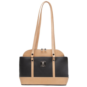 I Medici 831 Italian Leather Shoulder Bag