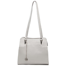 I Medici 835 Italian Leather Top Handle Bag