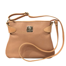 I Medici italian leather Crossbody Pink Leather Bag