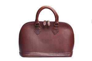 I Medici 2500 Italian brown leather Handbags