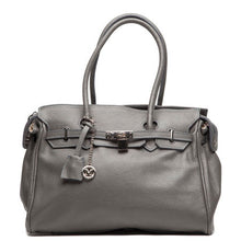 Italian gray Handbags by I Medici