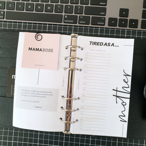 PRINTABLE MPC x RANAPLANS Mama Bundle