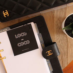 Loco for Coco Planner Journalling Card Set