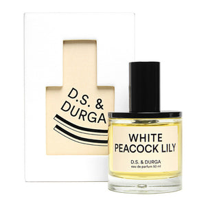 D.S. & Durga White Peacock Lily