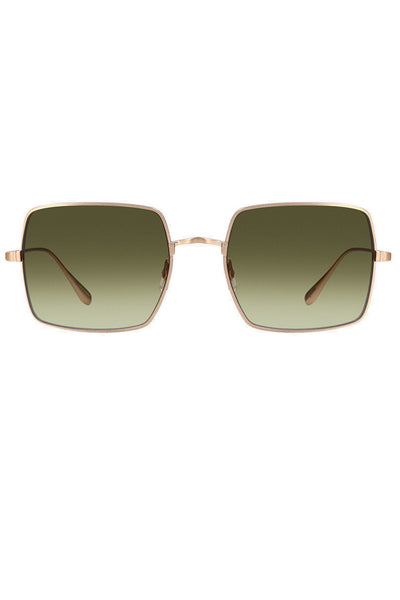Crescent Sun Sunglasses x Garrett Leight