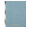 Saint Cecilia x Appointed Co. Chambray Notebook