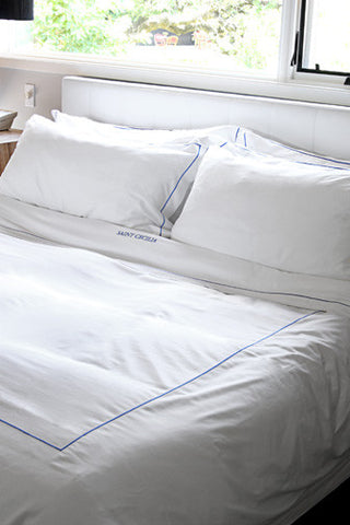 Hotel Saint Cecilia Sheet Set