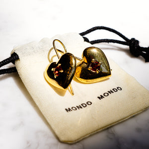 Lover Earrings x Mondo Mondo