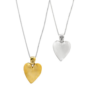 Heart Necklace x Mondo Mondo