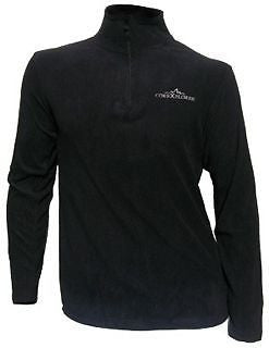 Ultracore Micro Fleece Tops Black XXS  - s