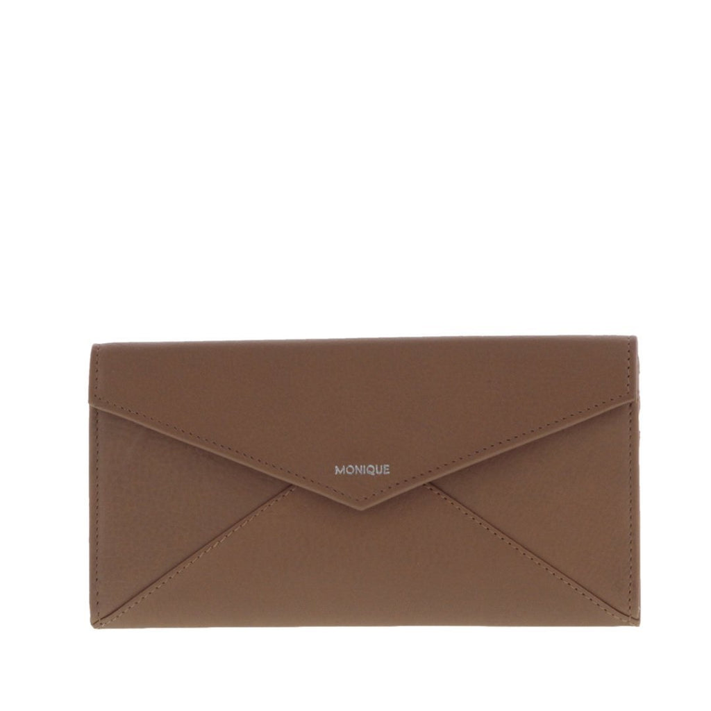 Elodie RFID Leather Purse